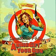 annie get your gun musical, broadway musical, annie oakley