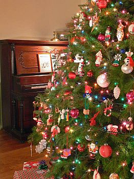 free online christmas music, christmas piano music, big band christmas music