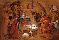 true meaning of christmas,christmas nativity